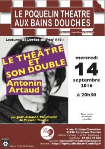 Flyer Artaud
